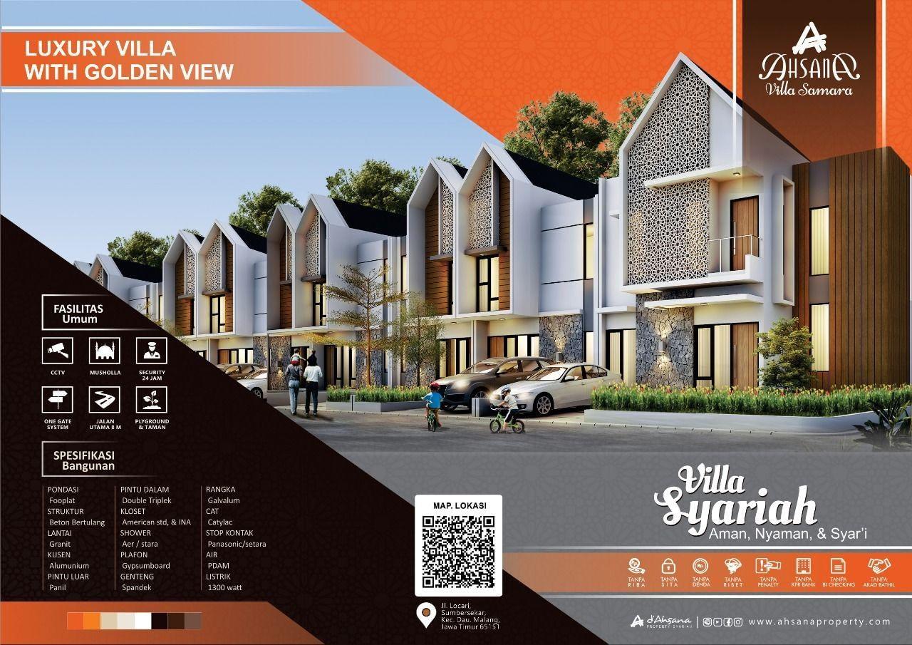 Brosur Villa Dau Malang