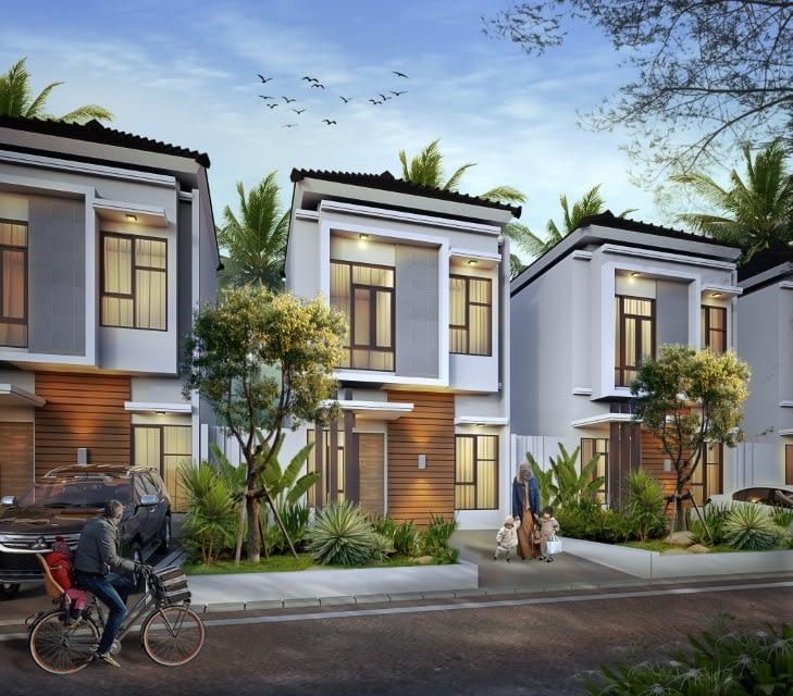 Villa Syariah Pacet type 45 Firdaus