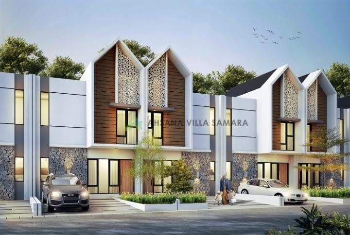 Villa Samara_Type South B 47 Dau Malang