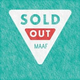 Sold Out Ahsana